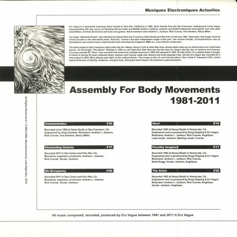 Assembly For Body Movements