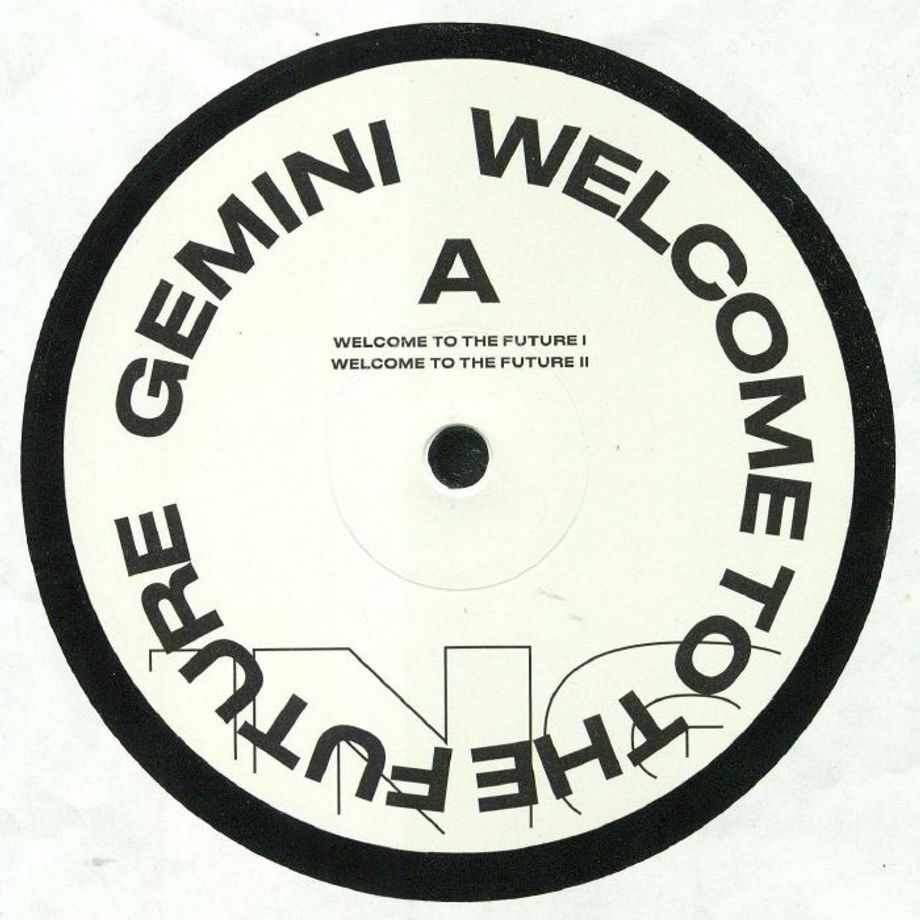 Gemini - Welcome To The Future | Anotherday Records
