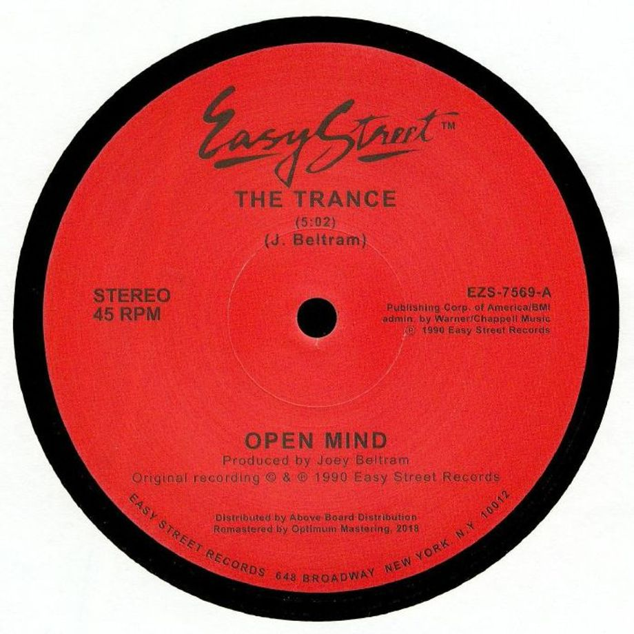 Open Mind - The Trance | Easy Street Records
